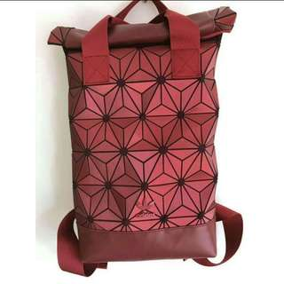 Authentic Adidas Issey Miyake 3D Mesh Roll top Backpack.