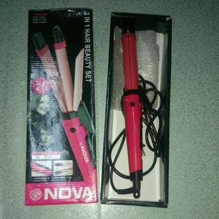 2way Hair Iron