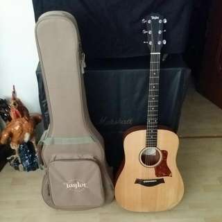 2014 Taylor Big Baby with Fishman P/ups @@ $400 Firm!! For This Week only And FCFS 😊