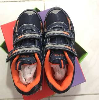 BN Stride Rite Boy Shoes