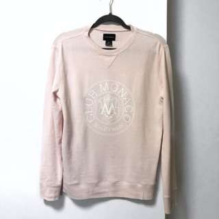 Club Monaco Limited Edition Vintage Crewneck