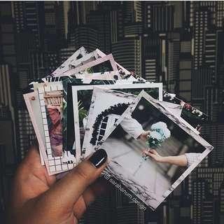 Inspired Polaroid