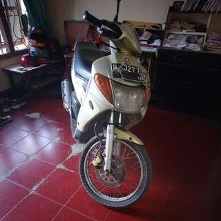 Yamaha Nouvo lele