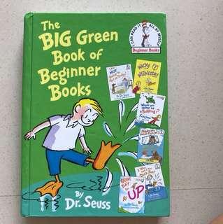 The big greenbook of beginner books