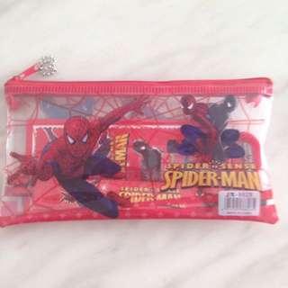 Spider-Man goody bag