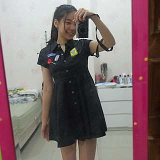 Patches dress