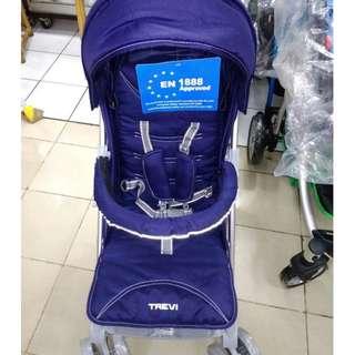Kereta dorong bayi trevi stroller best seller nyaman buat bayi