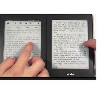 中文网络小说转换电子书mobi服务,第一次买一送一。