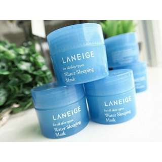 Laneige water sleeping mask MINI size