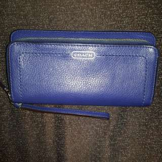 Authentic Coach Wallet [Price Reduced!!!]