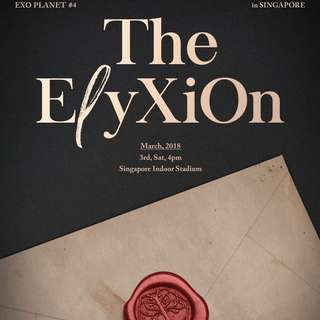 WTT ELYXION IN SINGAPORE TICKET