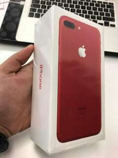 IPhone 7 plus 256gb Red kita Kredit Tanpa CC
