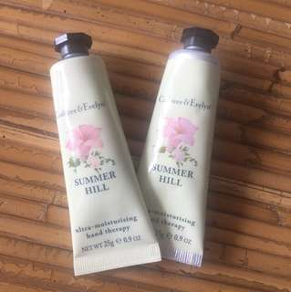 Crabtree & Evelyn Summer Hill Ultra-Moisturizing Hand Therapy 25g