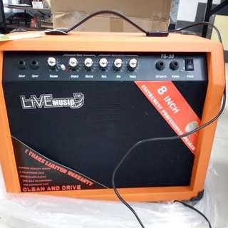 Speaker Gitar