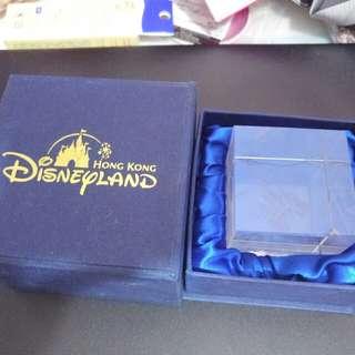 迪士尼開幕員工紀念品