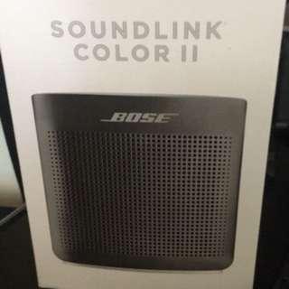 SoundLink Color Bluetooth Speaker 2 (black)