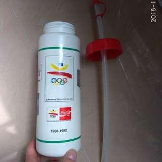 麥當勞 可口可樂 1968-1992 奧運紀念水壺