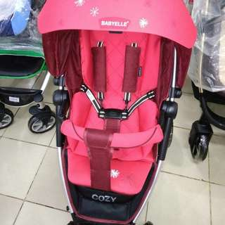 Stroller Babyelle Cozy 602 Kereta dorong Anak Bayi Berkualitas MURAH