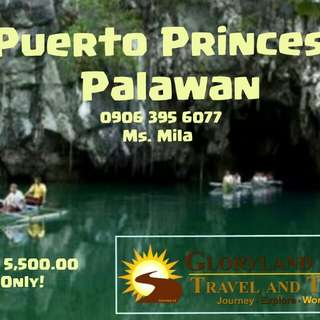 Palawan Tour Package (Also Available with airfare)