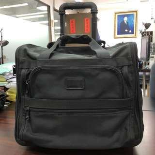 Tumi bag with wheels