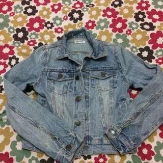 Jaket Jeans Bagus