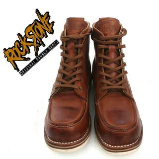 spatu boots original leather