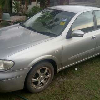 🇸🇬 SINGAPORE (SG) 🇸🇬 NISSAN SENTRA 1.6 CERMIN ADA CRACK AUTO 2005 TIP TOP CONDITION LOCATION KL PM FOR PRICE http://www.wasap.my/0196563848
