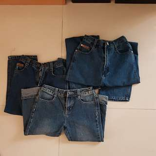 Assorted Jean x 3 pcs