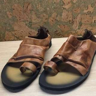 🚹🚺全新羅馬鞋 涼鞋 夏天必備 拖鞋 8-9號