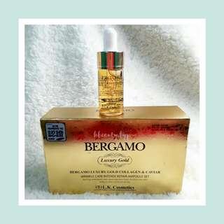 Bergamo Luxury Gold Ampoule