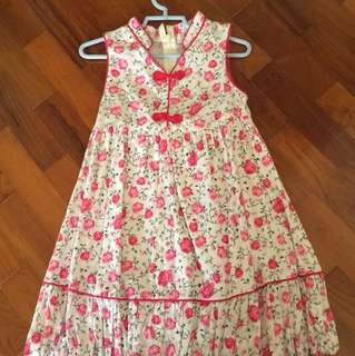 Chinese new year dress for $8 only!
