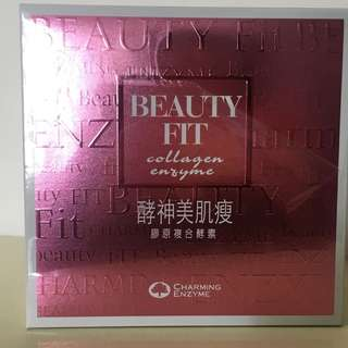 Beauty Fit Collagen Enzyme  酵神美肌瘦膠原複合酵素