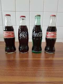 Coke glass collectible
