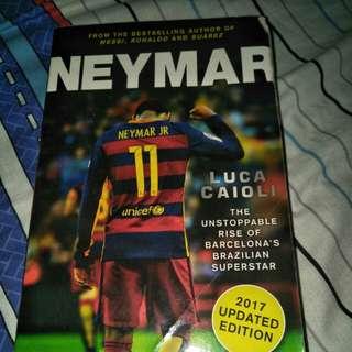 2017 Neymar Book
