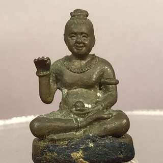LP Dum KMT, Wat Santhitam, BE 2541