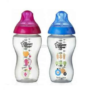 TOMMEE TIPPEE 11OZ EUROPE EDITION SINGLE BOTTLE