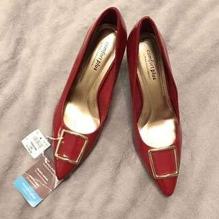 Red heels - Payless Comfort Plus