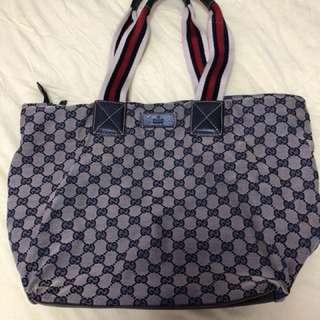 Gucci 船袋