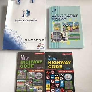 Basic advance theory book set