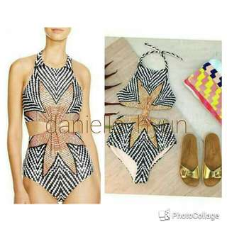 ☺High Quality 1pc swimwear