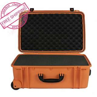 Seahorse SE920F hard case with wheels and foam