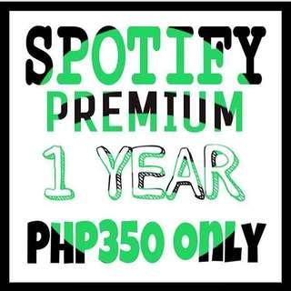 Spotify, VSCO, Netflix & Iflix Premium