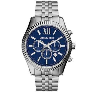 🆕Michael Kors Lexington Men Watch