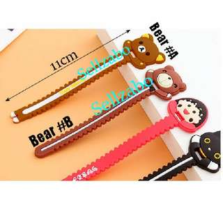 Cords Organizer Bear #A : Handphones Hp Wires Cables  Stationery