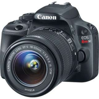 Canon EOS 100D Kit (18mm-55mom)