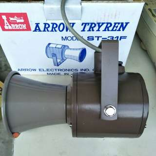 Arrow Tryren ( ST-31F) Horn Speaker @B1/1