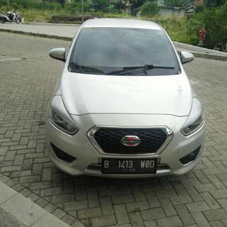 Datsun go+ t-option 2015