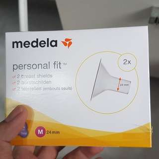 Brand new mint Medela Personal Fit Breast Shield