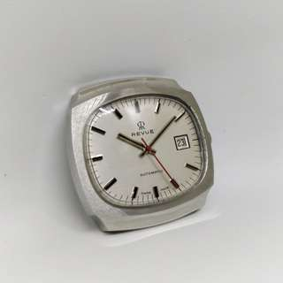 Revue automatic watch