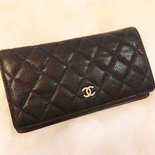 Chanel wallet with 8 card-hold space* 100 real and guaranteed!